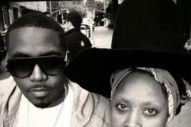 "Nas And Erykah Badu Team Up On ""This Bitter Land"": Listen"