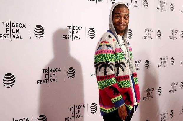 kid cudi red carpet 2016 Tribeca Film Festival