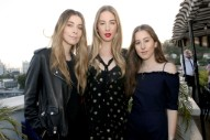 HAIM Cancel European Tour To Finish Album
