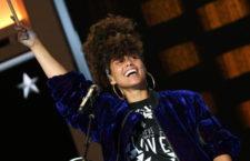 Hillary Clinton Nominated, Alicia Keys Performs At DNC