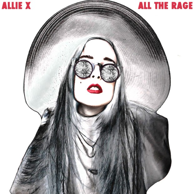 Image result for allie x all the rage