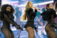 """Beyoncé Performs """"Irreplaceable"""" In Spanish During Barcelona Concert: Watch"""