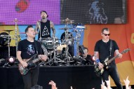 Blink 182 End Drake's Album Chart Reign
