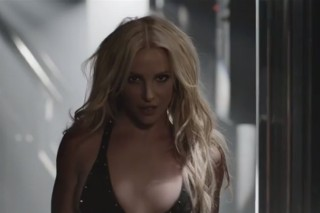 """Britney Spears Serves Hair Flip Sexiness & A """"Private Show"""" Snippet In Teaser"""