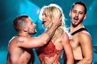 "Britney Spears Reveals New Single ""Make Me"" Choreography: Watch"