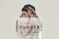 "Halsey Joins Forces With The Chainsmokers For ""Closer"""