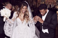 "Ciara Married Russell Wilson In England: ""We Are The Wilsons!"""