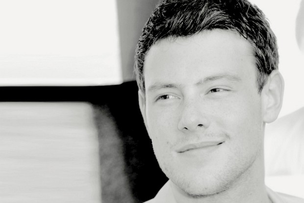 Fans pay tribute to Cory Monteith three years after his death