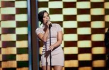Demi Lovato Lights Up Democratic Convention