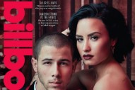 Demi Lovato & Nick Jonas Cover 'Billboard,' Talk Rehab & Mariah: 9 Pics