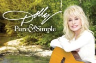 Dolly Parton Reveals The Cover & Tracklist Of New LP 'Pure & Simple'