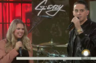 """Grace Fills In For Bebe Rexha: Watch Her Sing """"Me, Myself & I"""" With G-Eazy"""