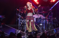 Gwen Stefani & Eve Blow Minds In New York: Photos