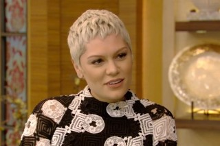 "Jessie J Says She's ""Ready To Write Another Album"" On 'Live With Kelly': Watch"