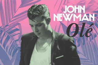 """John Newman And Calvin Harris' """"Olé"""": Listen To The (Possible) Taylor Swift Diss Track"""