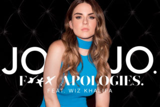 "JoJo Returns With Sultry Single ""Fuck Apologies"" Featuring Wiz Khalifa: Listen"