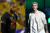 Justin Bieber Almost Performed At The RNC, But Real Human Being & Real Hero LeBron James Stopped It