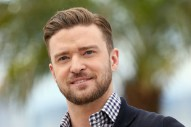 Justin Timberlake Says He's Been In The Studio With Pharrell, Timbaland and Max Martin