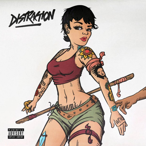 Distraction – Kehlani