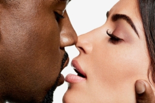 Kim & Kanye Cover 'Harper's Bazaar,' Give Icy Answers About Taylor Swift
