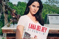 "Lana Del Rey's Unreleased ""Super Movie"" Surfaces Online"