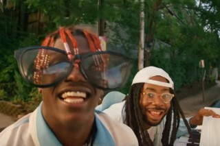 """D.R.A.M. & Lil Yachty Are The Happiest Dudes In The """"Broccoli"""" Video: Watch"""