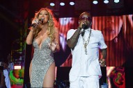 Mariah Carey Brings Out Jermaine Dupri & Da Brat During Essence Fest Debut: Watch