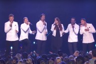 "Meghan Trainor Joins Backstreet Boys For ""I Want It That Way"" Performance On 'Greatest Hits': Watch"