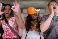 Missy Elliott Joins Michelle Obama And James Corden For Carpool Karaoke: Watch