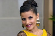 "Nelly Furtado Returns With Soulful Gem ""Behind Your Back"": Listen"