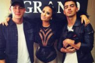Demi Lovato And Joe Jonas Team Up For A 'Camp Rock' Duet At D.C. Show: Watch