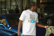 """Pusha T Is Selling Anti-Trump """"Delete Your Account"""" Shirts"""