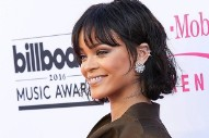 Rihanna Reportedly Joins 'Ocean's 8′ Cast