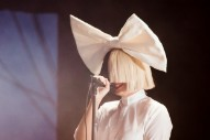 "Watch Sia Perform ""The Greatest"" And ""Chandelier"" At The Apple iPhone 7 Launch"
