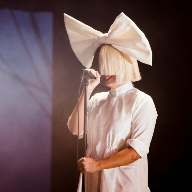 Sia leads US Billboard Hot 100 charts with number one hit