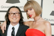 """Bad Blood"" Director Makes Unfortunate Taylor Swift-Nicole Brown Simpson Joke Over Kim Phone Leak"