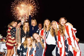 Water Slides & A Sing-Along With Ed Sheeran: Inside Taylor Swift's Star-Studded July 4 Party