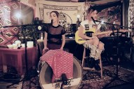 "The Veronicas Perform A Beautiful Acoustic Version Of ""In My Blood"""