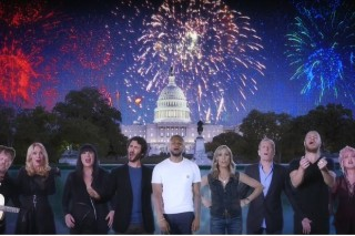 Usher, Cyndi Lauper, Josh Groban And More Tell Politicians To Stop Using Their Songs: Watch