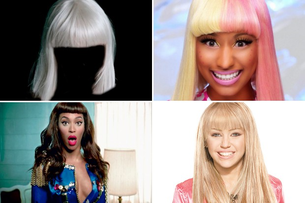 The Best Hannah Montana Wigs 69
