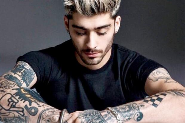 zayn malik 2017 tattoos - photo #28