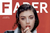 "Charli XCX Says She Wants To ""Make The Best Pop Album Of 2017″"