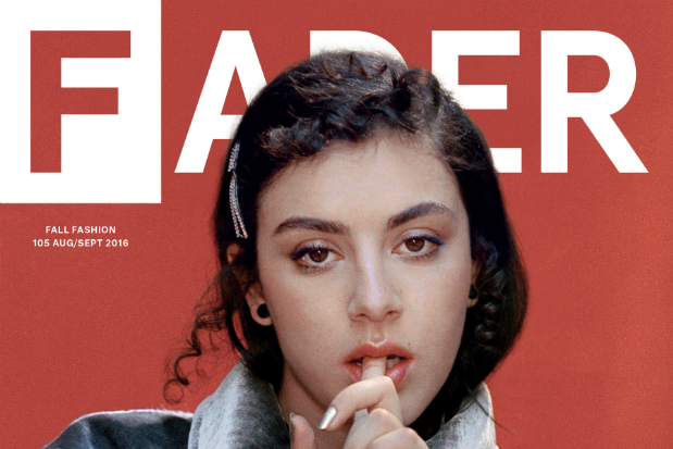 CharliXCX-Fader-Cover