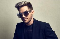 "Adam Lambert Joins Tritonal & Jenaux For Club Banger ""Broken"""