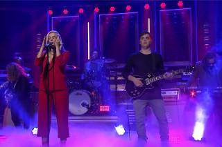 "Martin Garrix & Bebe Rexha Bring ""In The Name Of Love"" To 'Jimmy Fallon'"