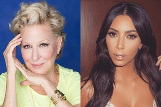 Kim Kardashian Explains Why She Clapped Back At Bette Midler That One Time