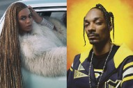 Snoop Dogg's New Album Is A Response To Beyonce's 'Lemonade'