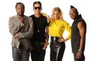 "Black Eyed Peas & Famous Friends Update ""Where Is The Love?"" For Charity"
