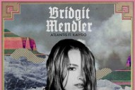 "Bridgit Mendler Returns With Dreamy Alt-Pop Anthem ""Atlantis"""