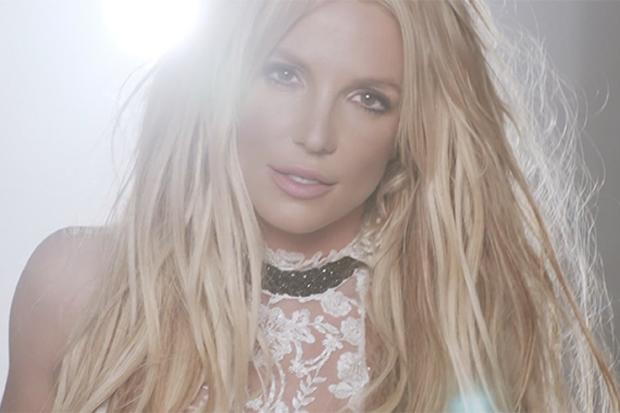 "Britney Spears Confirms New Buzz Single ""Clumsy"" | Idolator Britney Spears Glory"